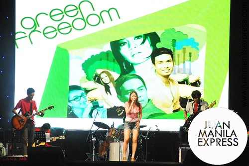 NUVALI Green Freedom Concert.