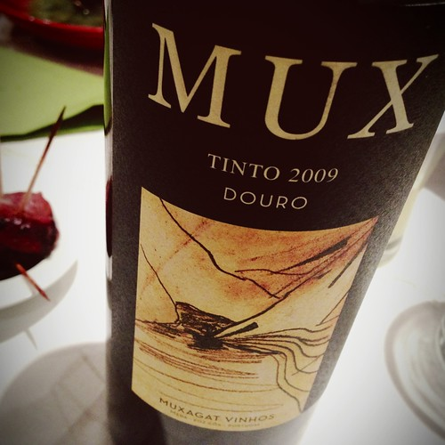 Mux 2009 #Douro #winelover