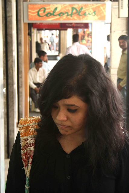 Delhi's Bandaged Moments – Shahwar Kibria, South Extension-I