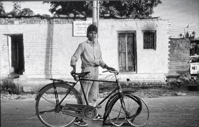 Vida de Bicicletas en la India 8496645186 039541a677 b