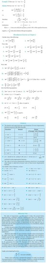 NCERT Class XII Maths: Chapter  2   Inverse Trigonometric Functions Image by AglaSem