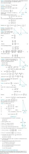 NCERT Class X Maths: Chapter 8   Introduction to Trigonometry