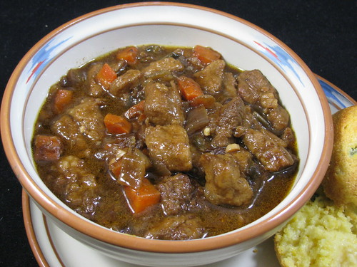 Jalapeno Beef Stew from Cowboy Kitchen