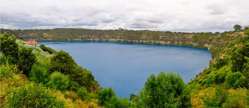 2012-01-12 - Blue Lake, Mt Gambier
