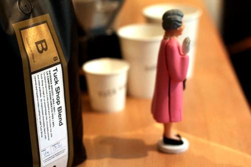 tuck shop blend coffee