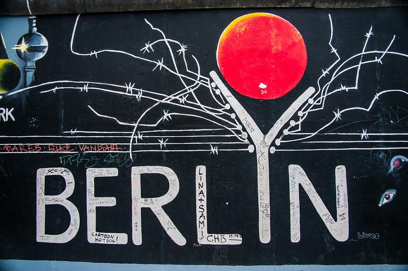 East Side Gallery Berlin Wall-19