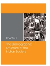 NCERT Class XII Sociology: Chapter  1   Introducing Indian Society Image by AglaSem