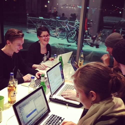 Open Data Census challenge data mining in Berlin