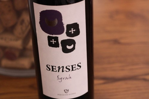 Senses Syrah 2011