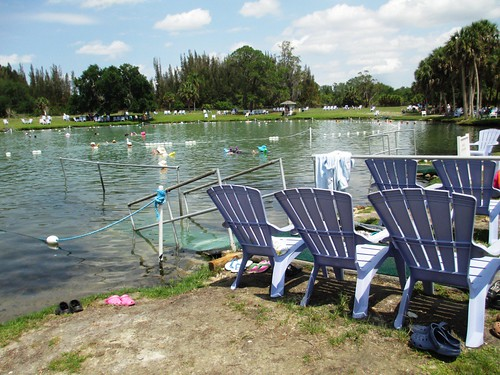 We Were Feeling Languid at Warm Mineral Springs, North Port, Fla., April 13, 2013