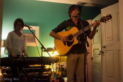 Matthew de Zoete @ Raw Sugar Cafe