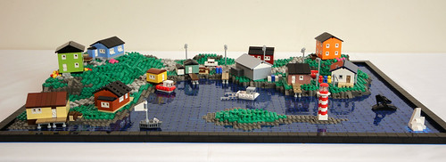 Maritime Fishing Village