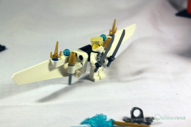 Review: 70728 Battle for Ninjago City