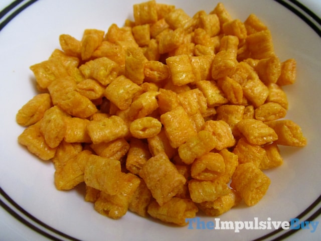 Limited Edition Cap'n Crunch's Orange Creampop Crunch Cereal 2