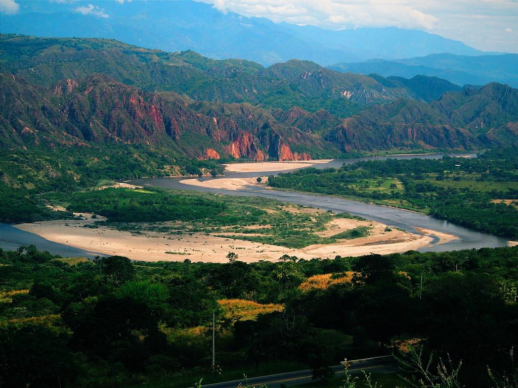 Rio Magadalena