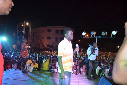 Liloca no Carnaval de Quelimane edição 2015