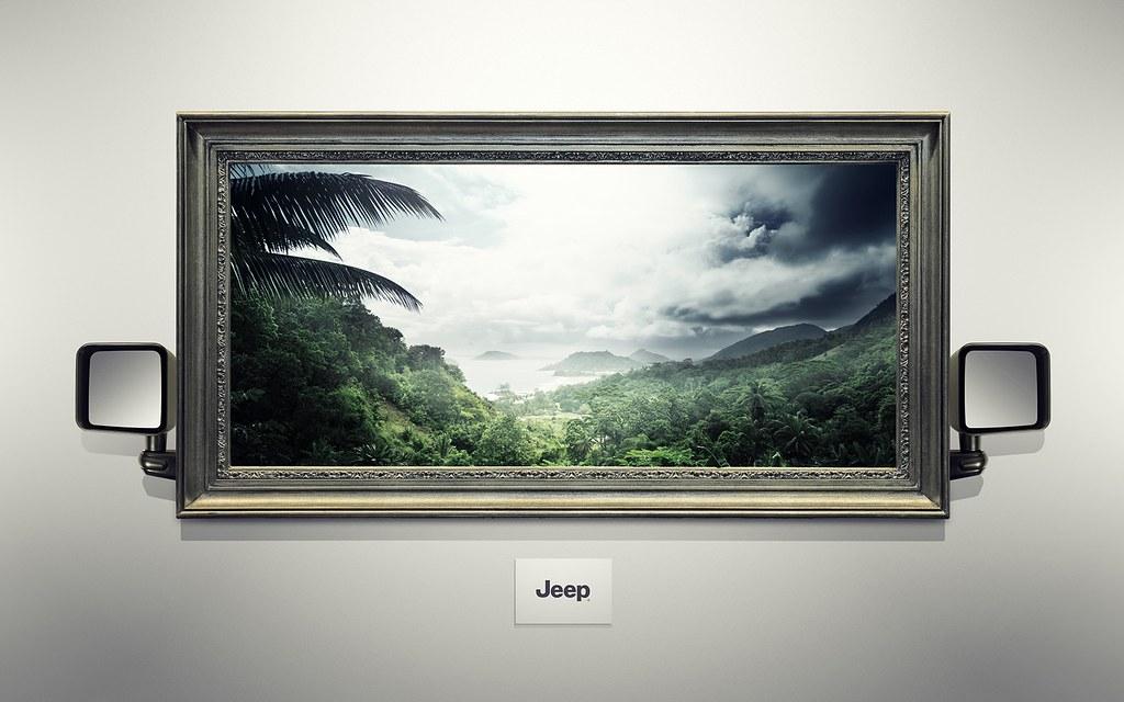 Jeep- Jungle
