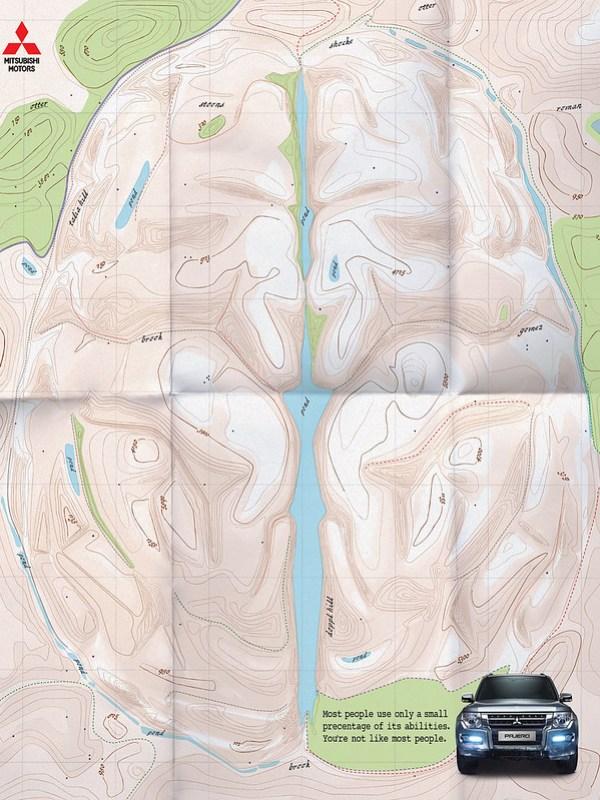 Mitsubishi Pajero - Brain