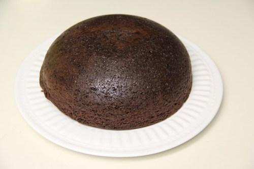 Snowball cake
