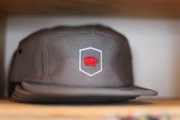 Hat detail | Kuma Tofino