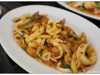 [2014曼谷]Krua Sai Lom Restauran~近OnNut站經濟實惠泰式料理