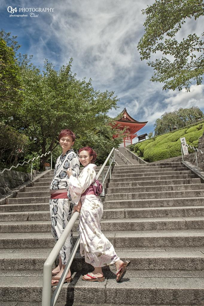 婚紗,自助婚紗,台北,海外婚紗,婚攝雲憲,日本京都,日本海外婚紗