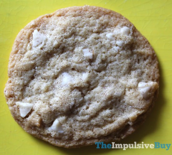 Chips Ahoy Thins Cinnamon Sugar Cookies 3