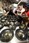 West Coast Modern Dinner at Ataula | Chefs Week PDX 2015