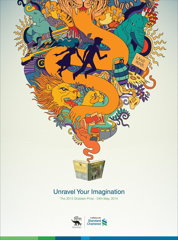 Standard Chartered Bank : The Gratiaen Prize - Unravel Your Imagination 1