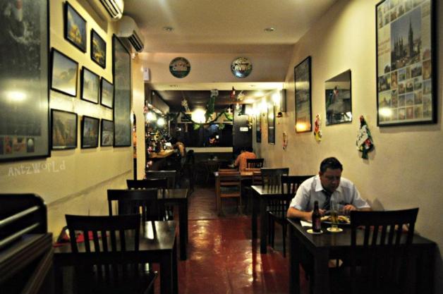 {Penang} Ingolf's Kneipe German Restaurant & Bar