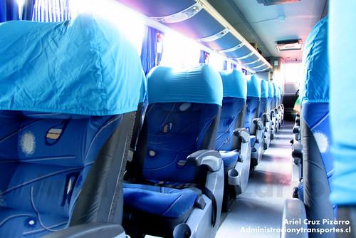 Buses Romani - Semi Cama - Marcopolo Paradiso 1050 G7 / Mercedes Benz (CHRK48) 824