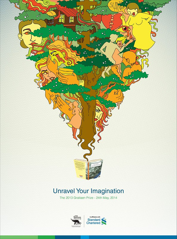 Standard Chartered Bank : The Gratiaen Prize - Unravel Your Imagination 3