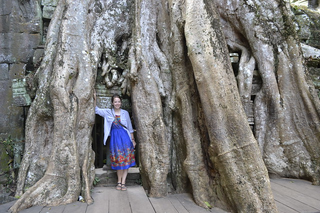 A Year Traveling the World_Angkor Wat