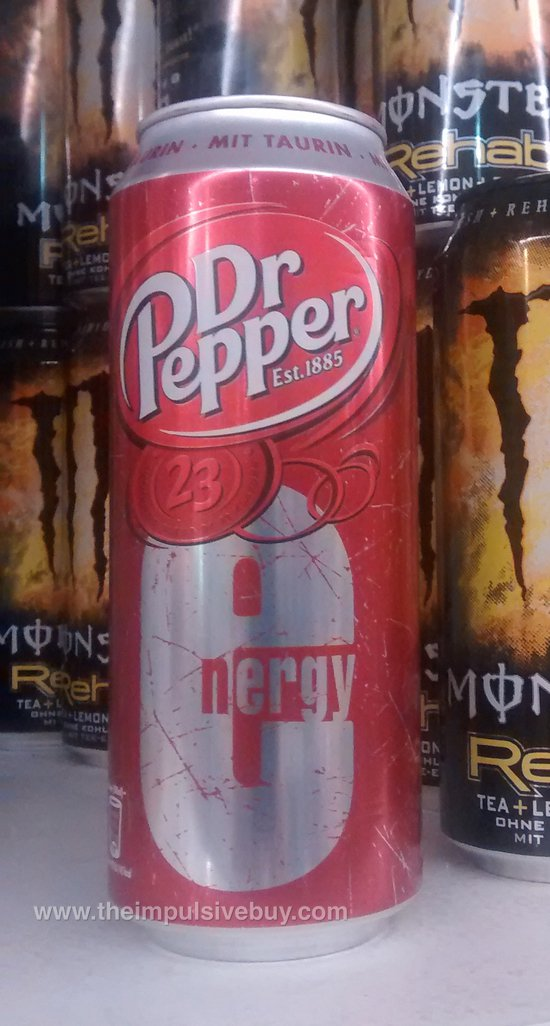 Dr Pepper Energy (Germany)