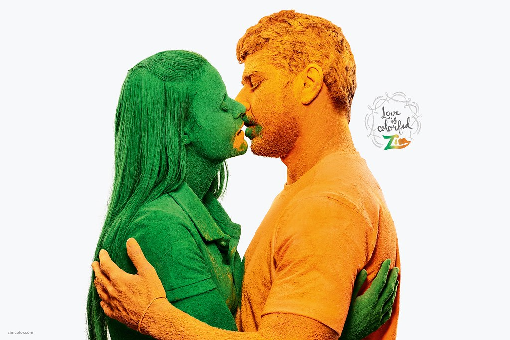 Zim Coloured Powder - Couples 2