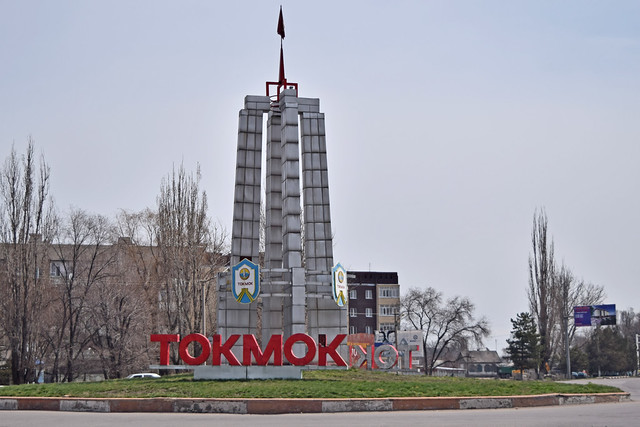 Tokmok & Burana