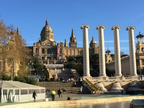 Museum of Art Catalonia Barcelona