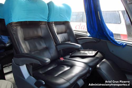 Ciktur - La Serena - Marcopolo Paradiso 1800 DD G7 / Volvo (DRZH21)