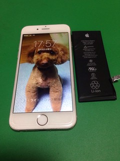 151_iPhone6のバッテリー交換