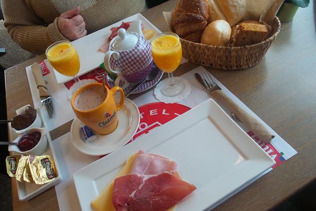Ontbijt in Beaufort De Haan (2)