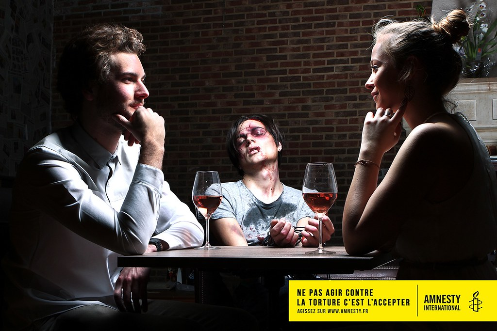 Amnesty International - Bar