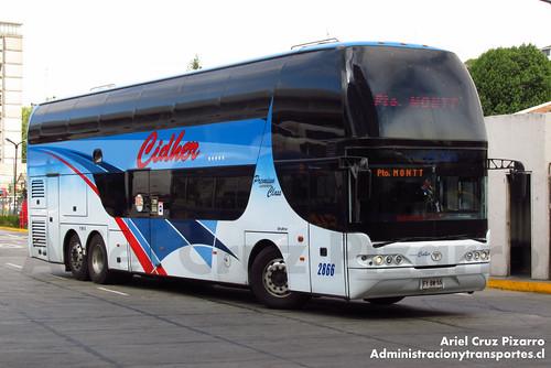Cidher - Puerto Montt - Youngman Skyliner (FYBW55)