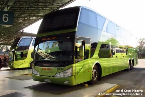 Tur Bus - Santiago - Modasa Zeus / Mercedes Benz (FTZV97)
