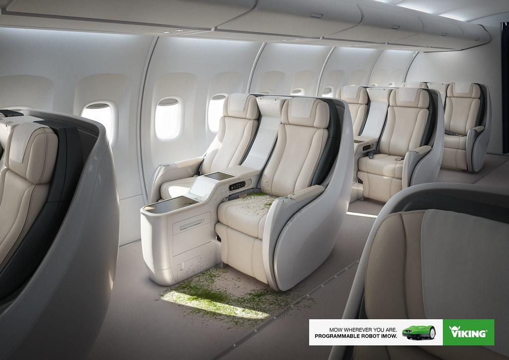 Viking iMow - Plane