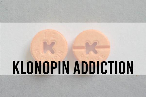 teen klonopin addiction
