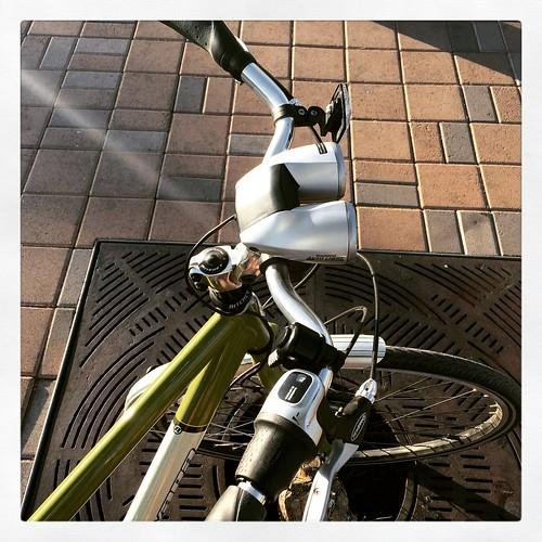 Biking commuting