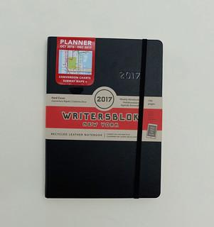 writersblok planner - 1
