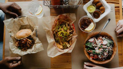 Medium Of Boston Burger Company Menu