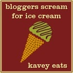 Bloggers Scream for Ice Cream Badge
