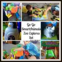 Go Go Smart Animals Zoo Explorers Set Review & Giveaway
